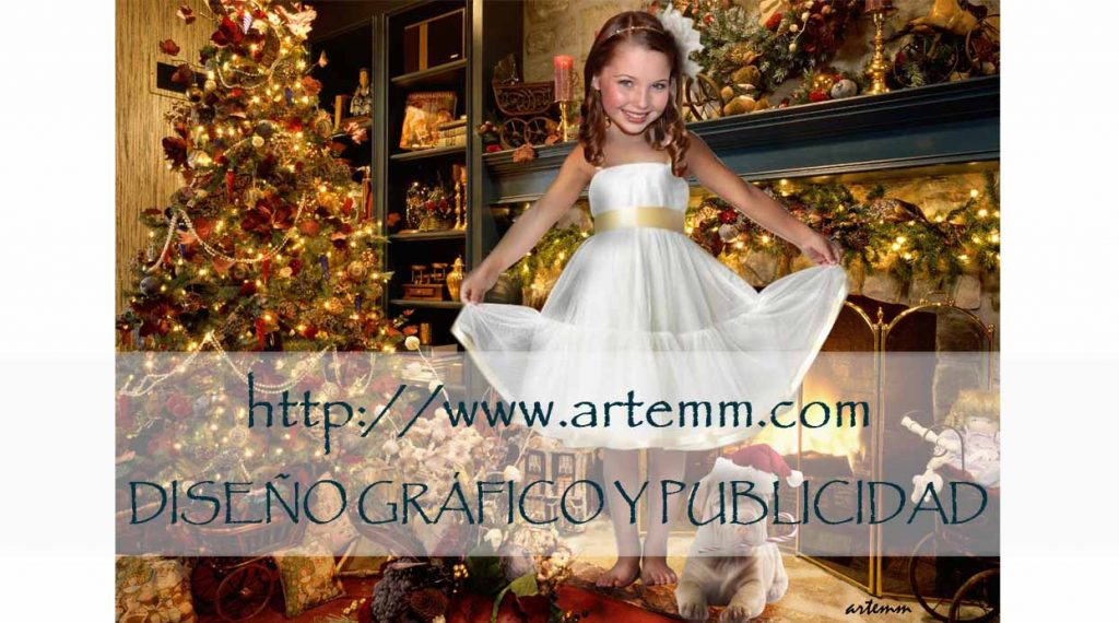 Montajes De Felicitaciones De Navidad.Navidad 4 Montajes Navidenos Para Felicitar Las Fiestas