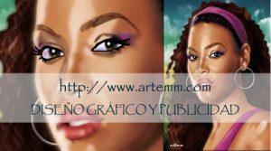 Retrato Beyoncé 2