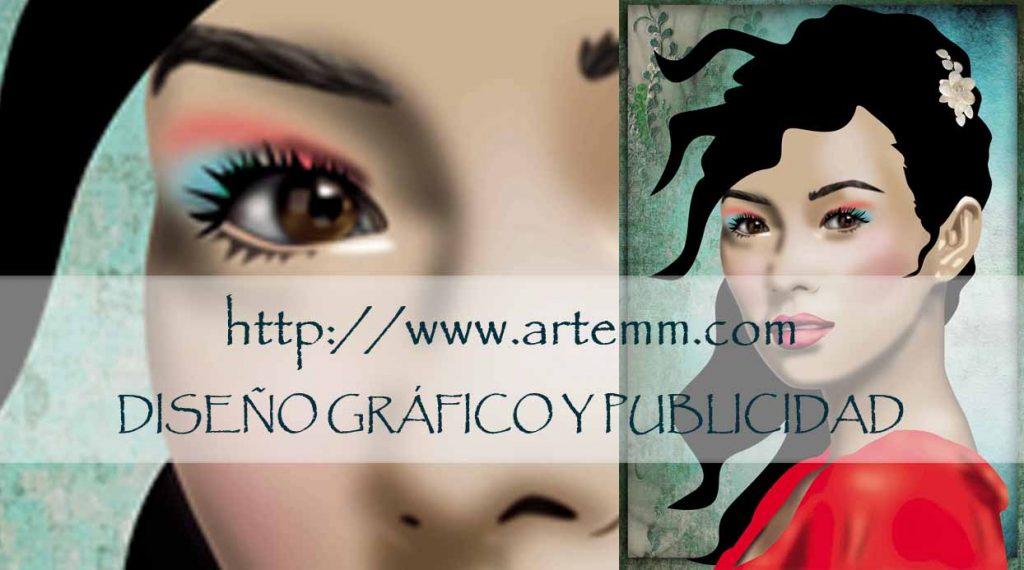 Retrato mujer oriental