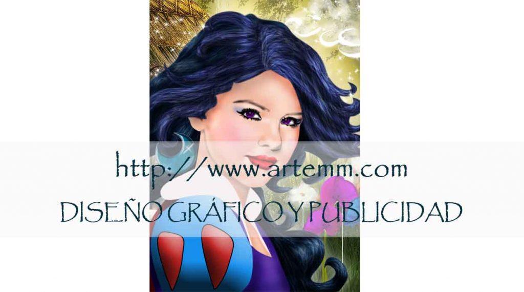 Selena Gómez Blanca Nieves