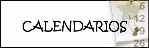 Categoría de Calendarios